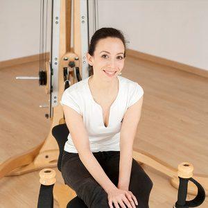 Myreia Facal Ballet y Gyrotonic